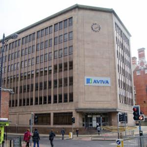 Former Aviva office in York bought with HIG debt funding